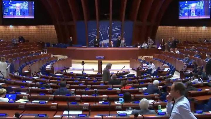 Итоги голосования: Россия снова в ПАСЕ, Украина ушла