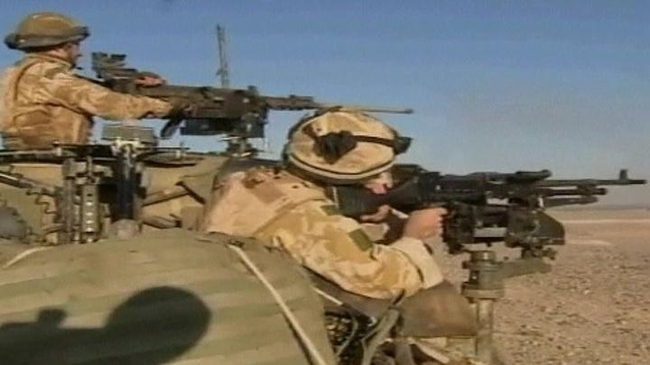 Британский спецназ годами расстреливал мирных афганцев
