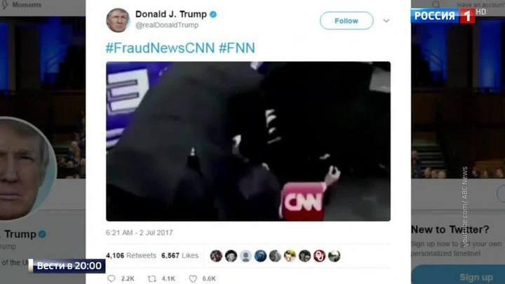 CNN ищет защиты от Трампа, наживаясь на байках о страшных русских