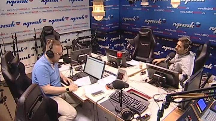 Сергей Стиллавин и его друзья. Вас устраивает погода этим летом?