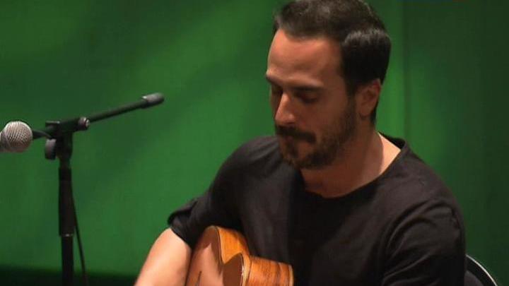 Аргентинский гитарист Гонзало Бергара дал единственный концерт в Москве