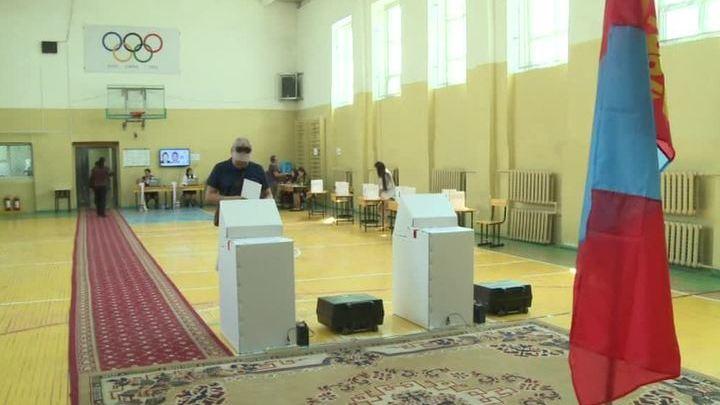 В Монголии вновь пытаются выбрать президента