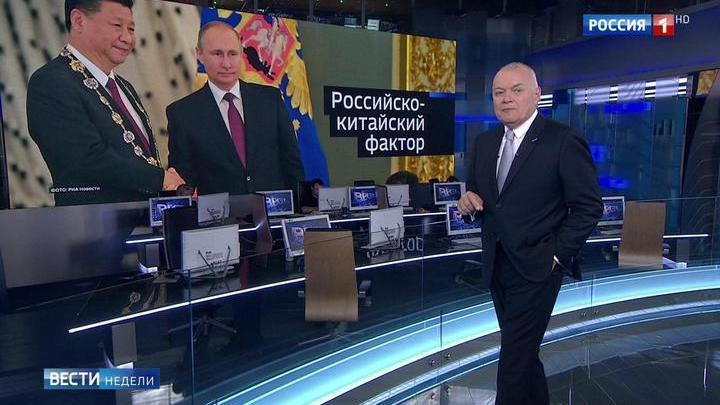 Гармония и баланс: Россия и Китай идут в одном направлении