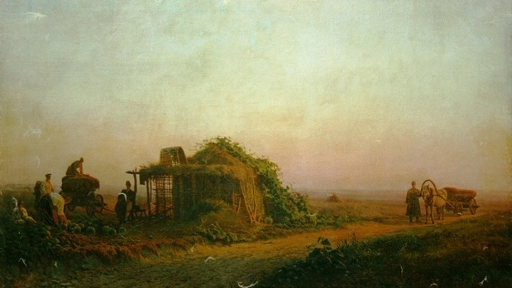 Айвазовский в Гатчинском дворце