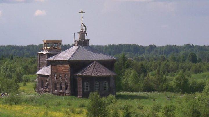 На русском севере восстанавливают уникальные деревянные храмы