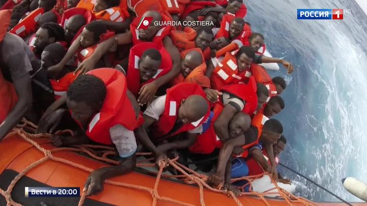 Ситуация с беженцами в ЕС может вылиться в пиратские войны