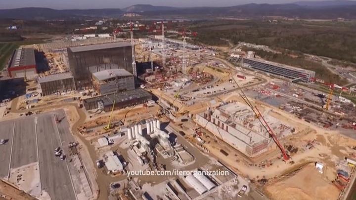 На шаг ближе к Солнцу: во Франции строят крупнейший в мире термоядерный реактор