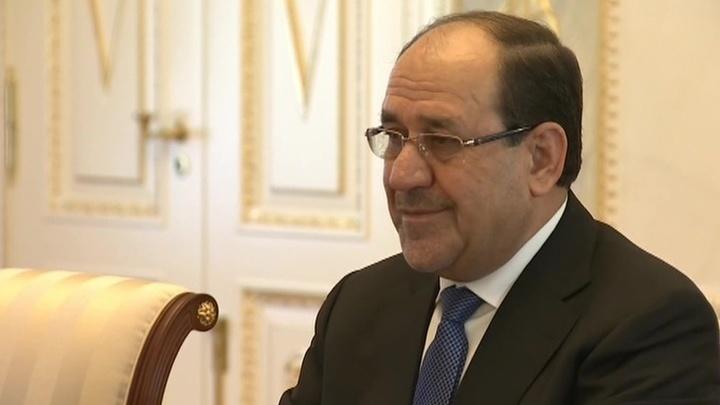 Владимир Путин и вице-президент Ирака Нури аль-Малики обсудили совместную борьбу с терроризмом