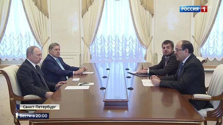 Ирак поблагодарил Россию за помощь Ближнему Востоку