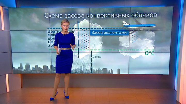 """""""Погода 24"""": на Ямале вызывают искусственные дожди"""