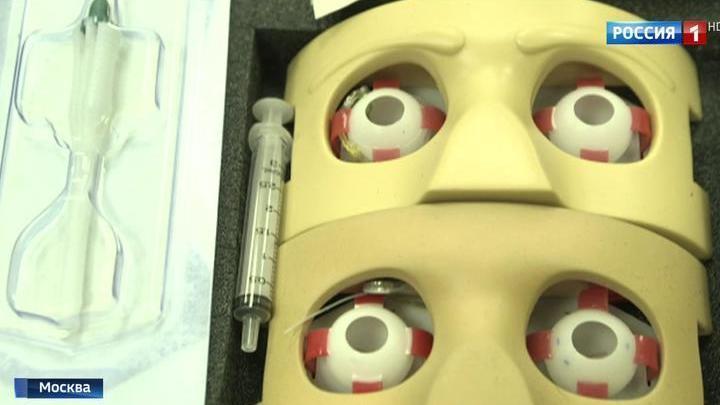 Прорыв в российской медицине: первому пациенту вживлен бионический глаз