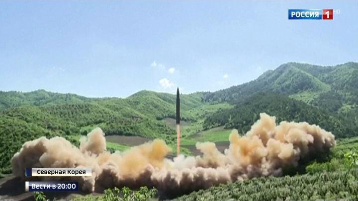 Пхеньян угрожает уничтожить Америку, Вашингтон не отстает