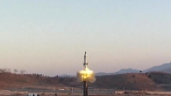 Северная Корея осуществила новый ракетный пуск