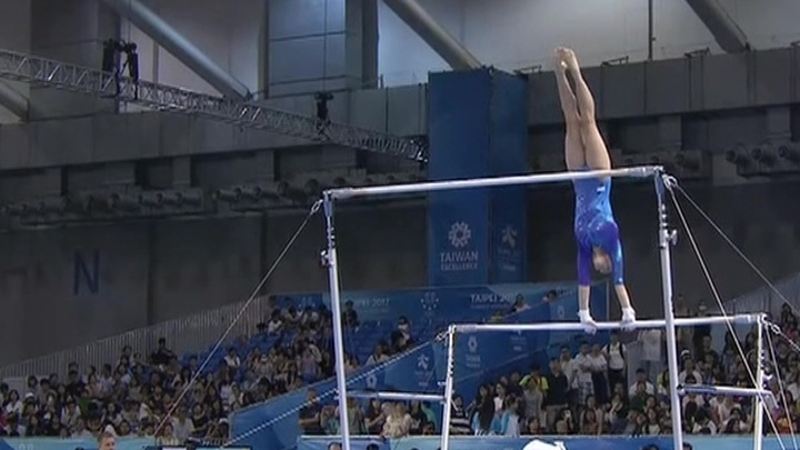 Российские гимнасты взяли два золота на Универсиаде-2017