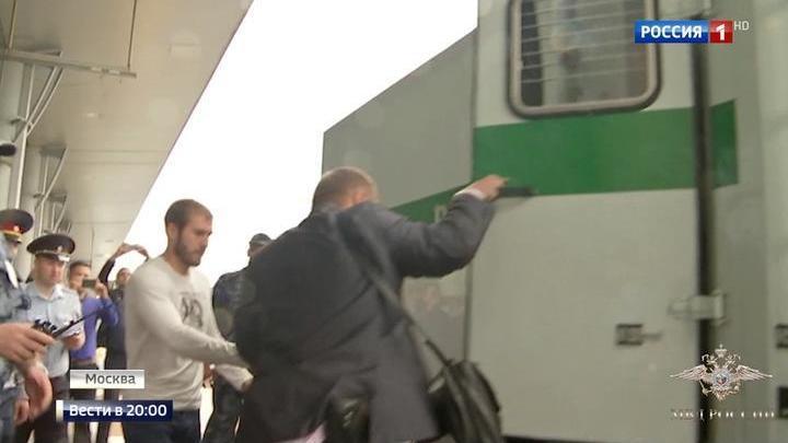 Германия передала России лихача, устроившего в Москве смертельное ДТП