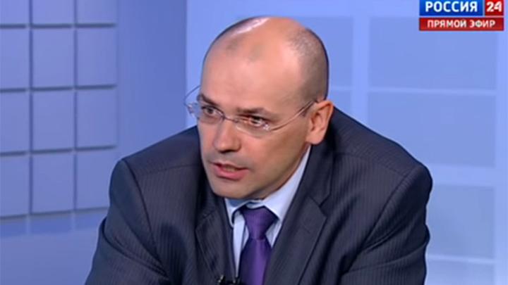 Генеральный директор Фонда национальной энергетической безопасности, первый проректор Финансового университета по международному сотрудничеству и внешним коммуникациям Константин Симонов.