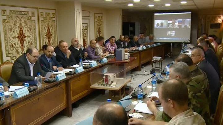 Сирийские власти провели телемост с оппозицией