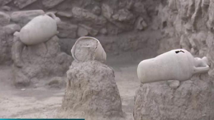 На Фанагорийском раскопе завершается полевой сезон