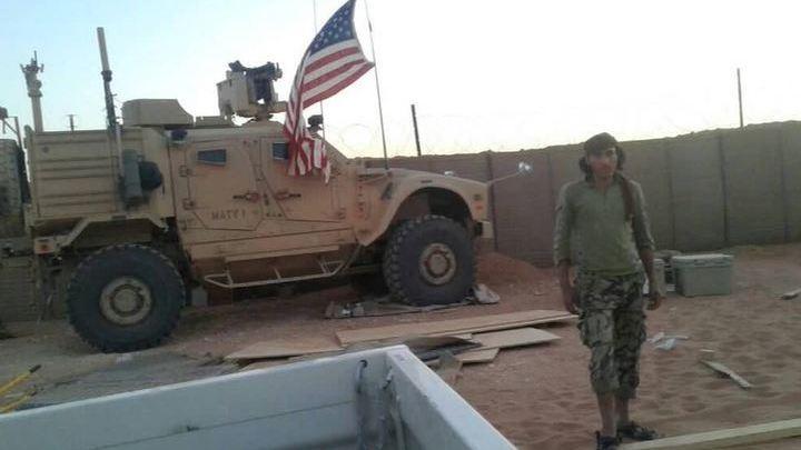 Американцы продавали оружие игиловцам. Эксклюзив из Сирии