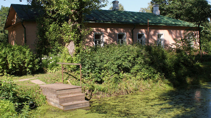 Мелихово. Усадебный дом Антона Чехова, 1 сентября. Идем мимо, за околицу.