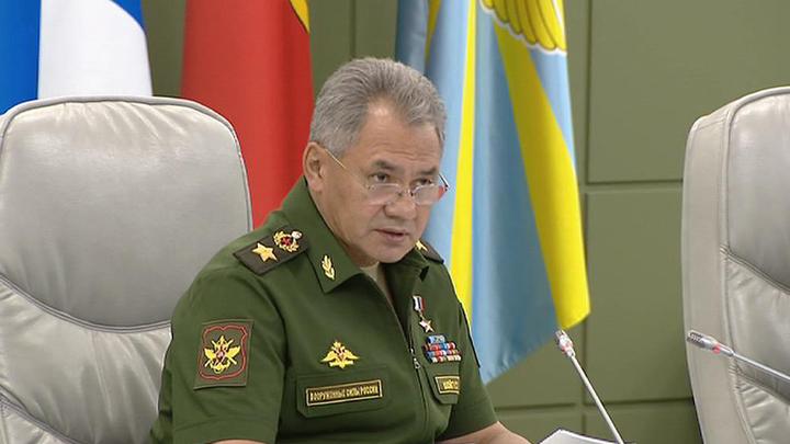 """Министр обороны: """"Запад-2017"""" – главные военные учения этого года"""