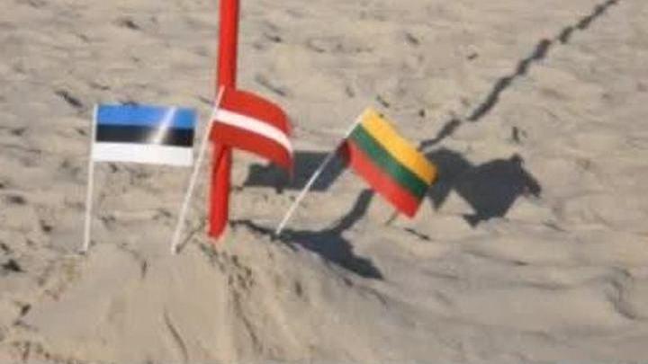 Балтийские страны попросили не называть их бывшими советскими республиками