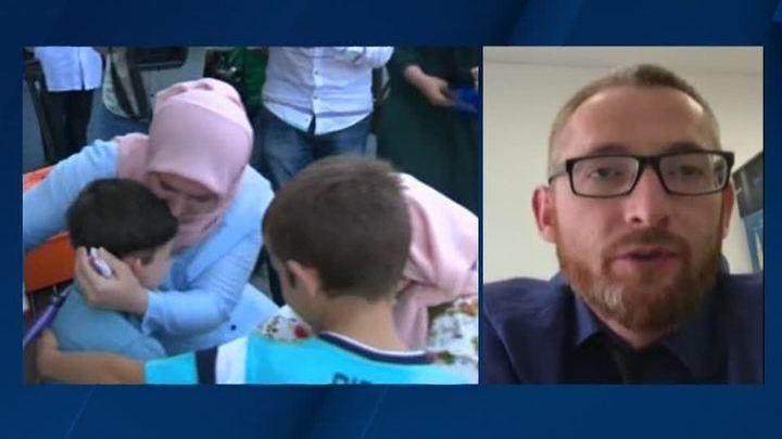 В Грозный из Мосула вернули двоих детей, чьи родители примкнули к боевикам