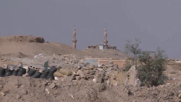 Сирия: террористы ИГИЛ пытаются огрызаться под Дейр-эз-Зором