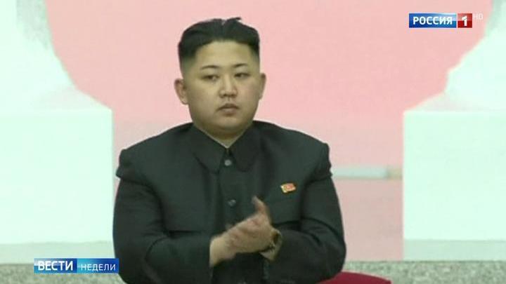 """Пхеньян пообещал ответить на санкции невиданными """"болью и страданием"""""""