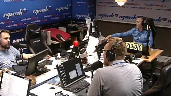 Сергей Стиллавин и его друзья. Как вы боретесь со стрессом?