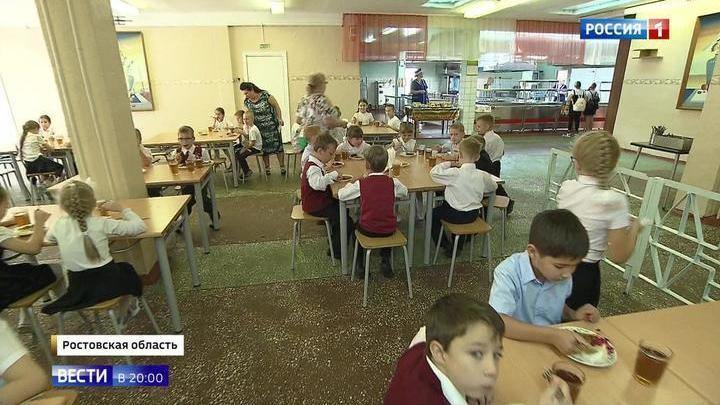 Школьные столовые: чем травят детей