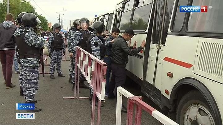 """Конфликт в ТЦ """"Москва"""": следствию потребуется два уголовных дела"""