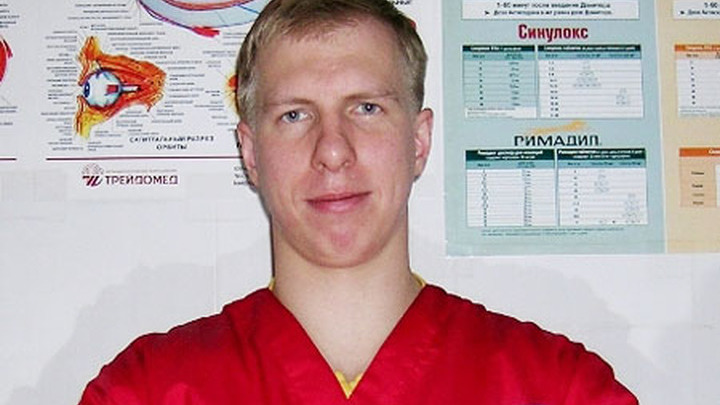 Ветеринарный врач Перепечаев Константин Андреевич, кандидат биологических наук (фото animal-store.ru)