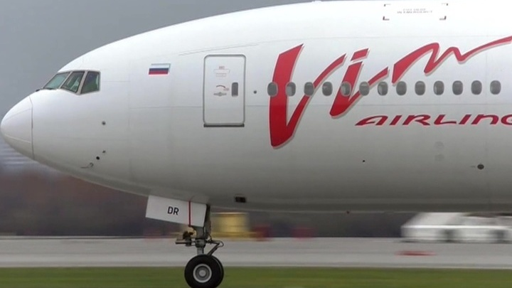 """Пять рейсов """"ВИМ-Авиа"""" задержаны в Турции"""