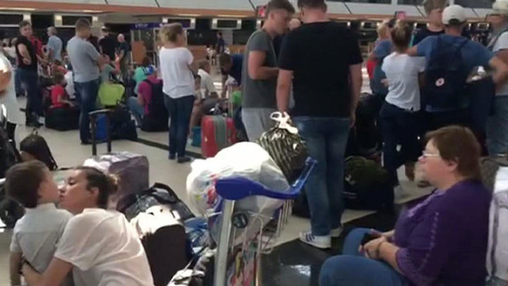 "Рейсы ""ВИМ-Авиа"" передали семи авиакомпаниям"