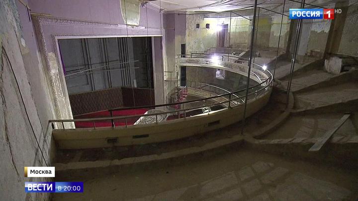 Творение архитектора Мельникова оккупировало казино