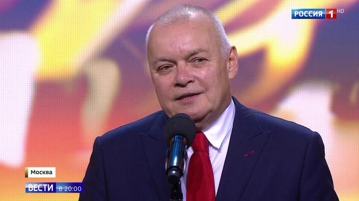 """""""Вести недели"""" и Владимир Соловьев получили ТЭФИ"""
