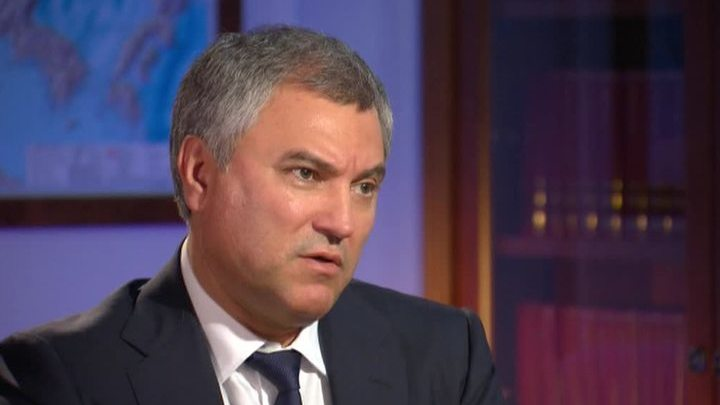 Вячеслав Володин - о финансах субъектов Федерации
