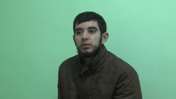 НАК опубликовал видео задержания игиловцев в Москве и Махачкале