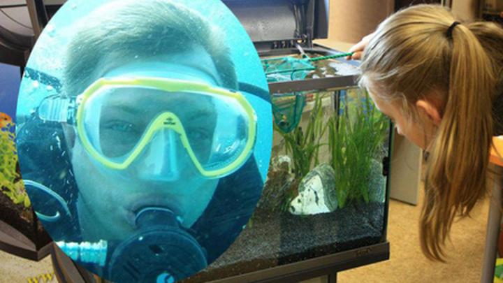 Александр Турханов, аквариумист, специалист по акваоборудованию