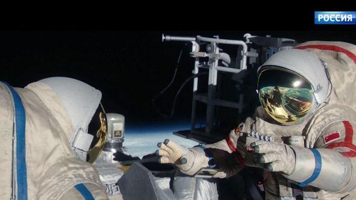 """""""Салют-7"""" преодолел кассовое достижение """"Гравитации"""""""