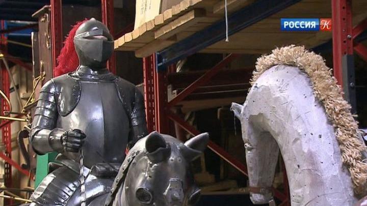 Московские театры нуждаются в едином складе для хранения декораций и реквизита
