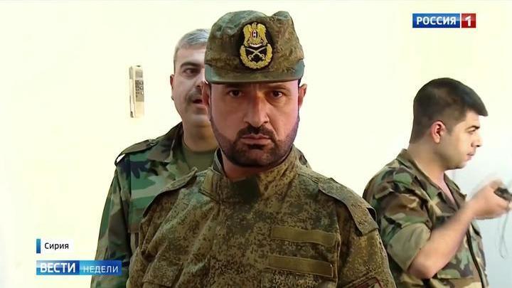 Эксклюзивный репортаж из штаба генерала Сухеля
