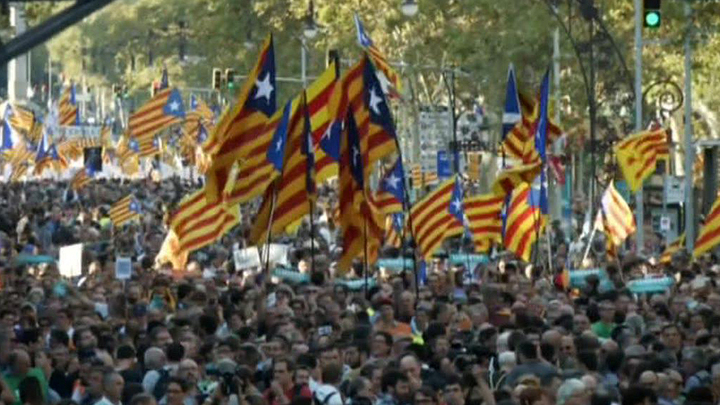 Барселона и Мадрид: развод или брачный контракт?
