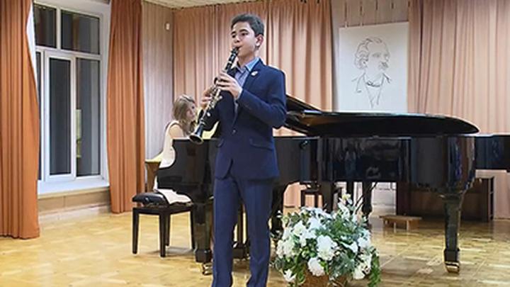 Юные звезды классической музыки дали концерт в Москве
