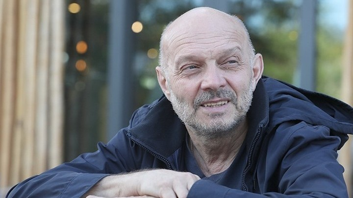 """Журналист и музыкант Александр Липницкий был одним из основателей группы """"Звуки Му"""""""