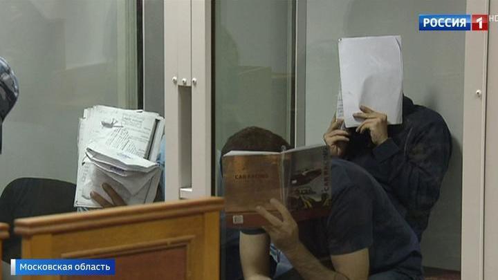 Мособлсуд рассматривает дело оставшихся участников банды ГТА