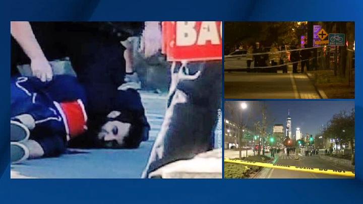 Совершивший теракт в Нью-Йорке мужчина прибыл в США из Узбекистана