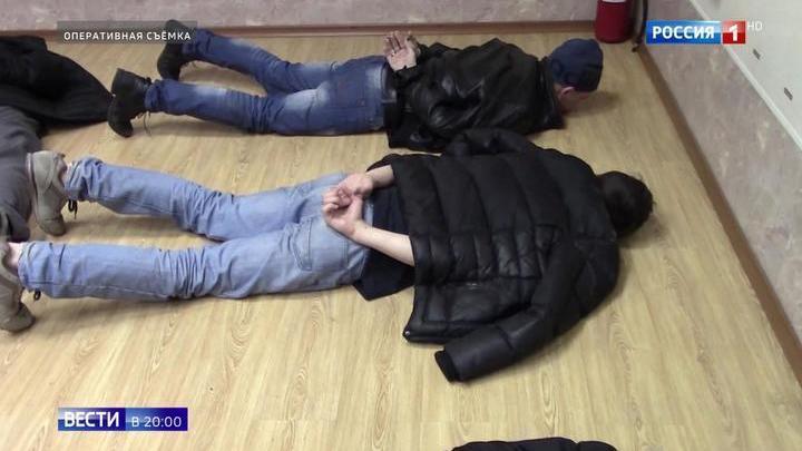 "ФСБ сорвала ""Артподготовку"" майдана в Москве"