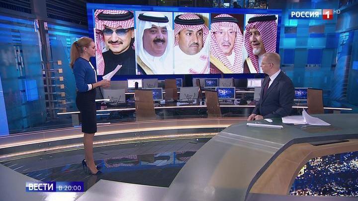 Пугающий взлет и эффект внезапности: нефть выросла на арестах саудовских принцев